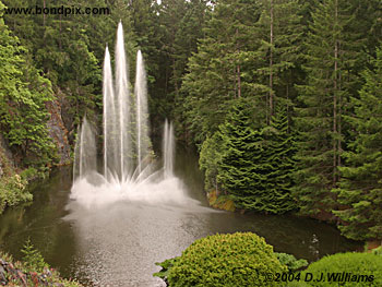 Butchart gardens in victoria british columbia - What time does victoria gardens close ...