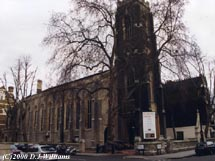 st. pauls church knightsbridge london