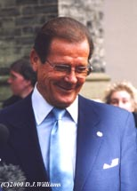 sir roger moore picture